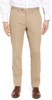 Peter Millar COLLECTION Perfect Flat Front Poplin Pants
