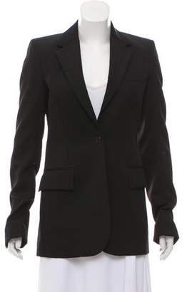 Calvin Klein Collection Structured Wool Blazer