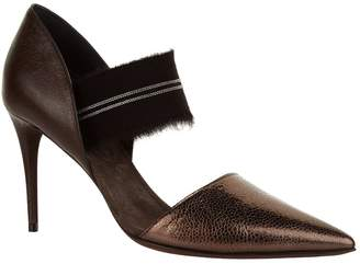 Brunello Cucinelli Pointed Toe Heels