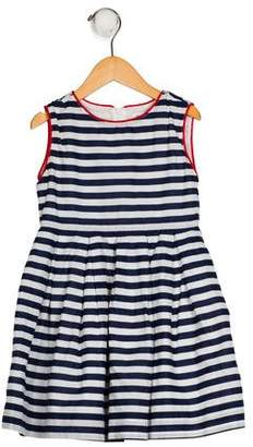 Rachel Riley Girls' Stripe Flare Dress