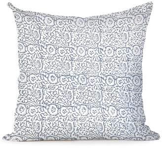 India Amory Shale Carnation Pillowcase