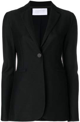 Harris Wharf London single button blazer