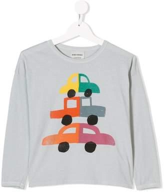 Bobo Choses car print T-shirt