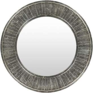 "Art of Knot Rhikesville 40"" x 40"" Framed Mirror"