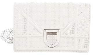 Christian Dior Micro-Cannage Diorama Bag