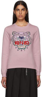 Kenzo (ケンゾー) - Kenzo ピンク クラシック タイガー スウェットシャツ