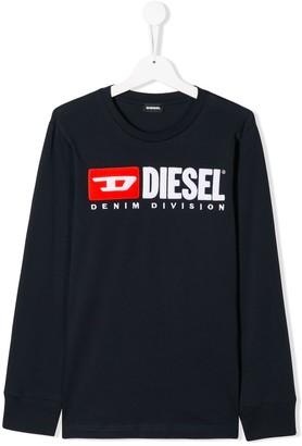 Diesel branded sweatshirt