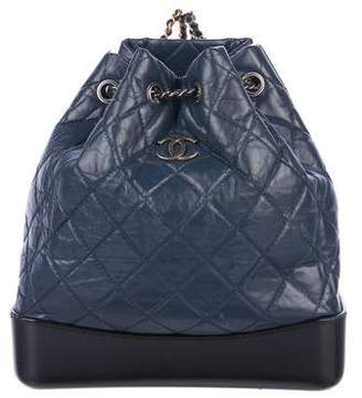 Chanel 2017 Gabrielle Backpack
