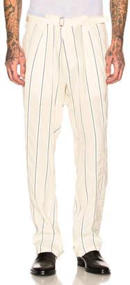 Haider Ackermann Casual Trousers