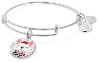 Alex and Ani Pardon My French Expandable Wire Bangle