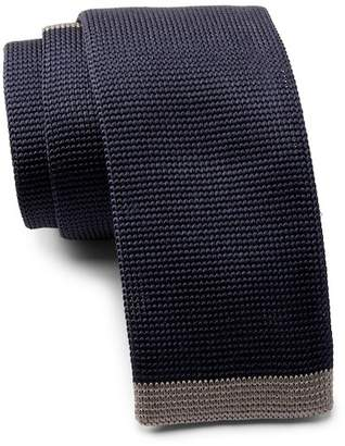 BOSS Silk Knitted Square Tie
