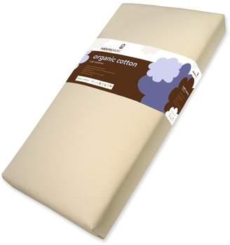 Naturepedic Lightweight Organic Cotton Ultra 2-Stage Crib Mattress