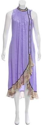 Mayle Maison Silk Salome Dress