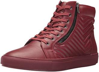 38cdba818d4 Steve Madden Men s Punted Fashion Sneaker 7 US US Size Conversion ...