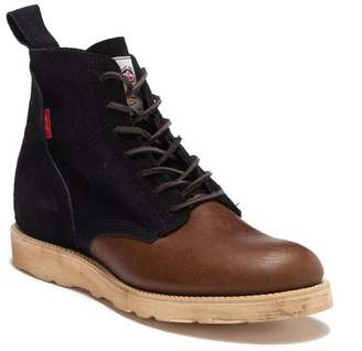 Gorilla Chukka Leather & Suede Boot