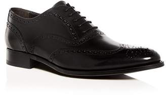 To Boot Men's Milton Leather Brogue Wingtip Oxfords