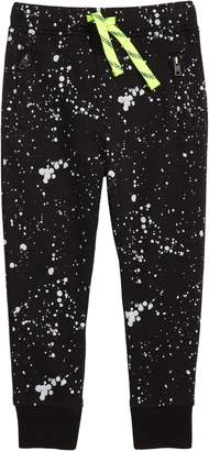 J.Crew crewcuts by Splatter Painted Sweatpants