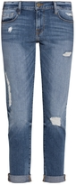 Frame Le Garテァon Amherst Distressed Jeans