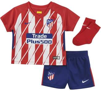 Nike 2017/2018 Atlético de Madrid Home Baby&Toddler Football Kit