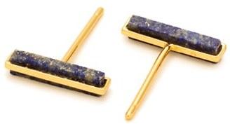 Women's Gorjana Dez Bar Stud Earrings $40 thestylecure.com