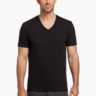 James Perse Short Sleeve V-Neck