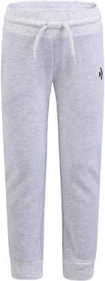 Converse Big Girls Fleece Sparkle Jogger Pants