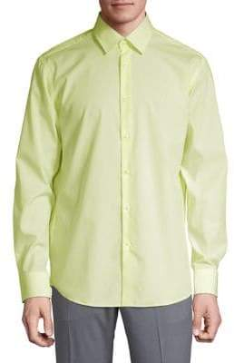 bccbdfb46f8 Yellow Long Sleeve Tops For Men - ShopStyle Canada