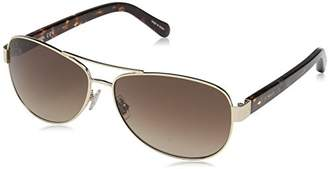 Fossil Women's Fos 2004/s Aviator Sunglasses