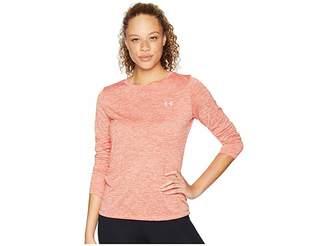 Under Armour UA Tech Twist Crew Long Sleeve Shirt Women's Clothing
