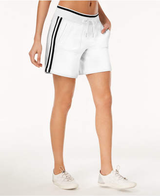 Calvin Klein Striped Terry Shorts
