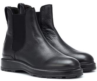 Woolrich Leather Chelsea boots