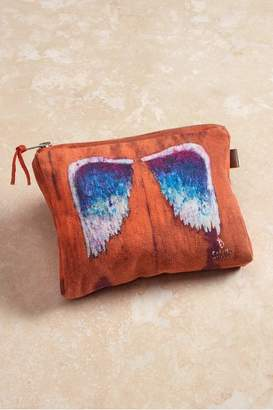 Soft Surroundings Angel Wings Project Large Pouch