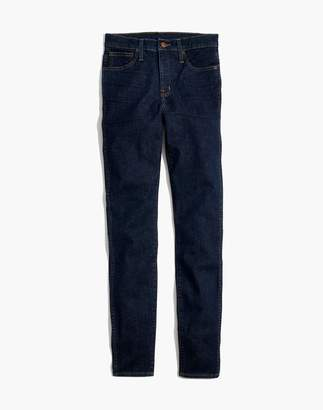 """Madewell 10"""" High-Rise Skinny Jean in Lucille Wash"""