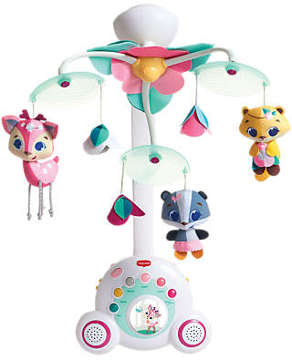 Tiny Love Soothe 'n' Groove Tiny Princess Mobile Toy