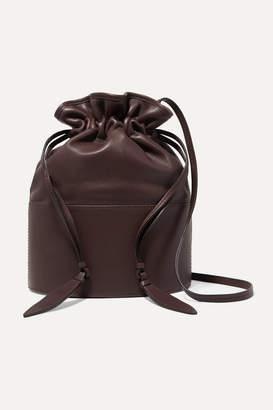 Hunting Season Lola Large Leather Shoulder Bag - Brown