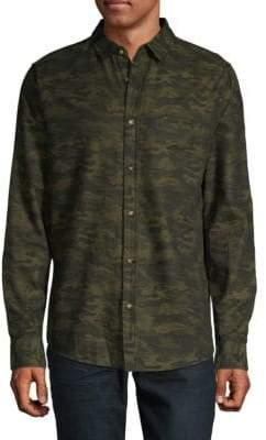 Sovereign Code Cotton Camo Shirt