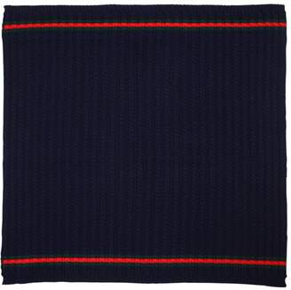 Gucci Wool Cable Knit Blanket