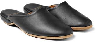 Morgan Leather Slippers Derek Rose MLKRK5