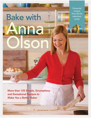 Penguin Random House Penguin Randomhouse Bake with Anna Olson Recipe Book