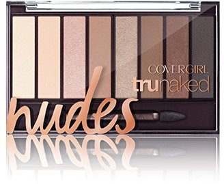 CoverGirl Trunaked Eyeshadow, Nudes, 0.23 oz $12.99 thestylecure.com