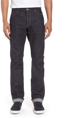 Jean Shop Bowie Slim Straight Leg Jeans