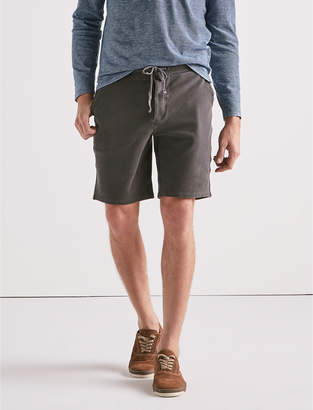 Lucky Brand COMPACT FRENCH TERRY GARMENT DYE SHORT