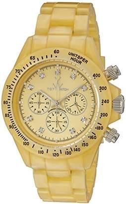 Toy Watch ToyWatch Women's FLP07GD Quartz Dial Plastic Watch