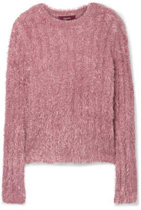 Sies Marjan - Margo Ribbed Lurex Sweater - Pink