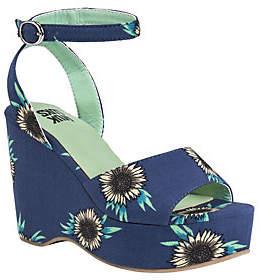 Muk Luks Wedge Sandals - Elodie