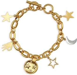 Madewell Star Sparkle Charm Bracelet