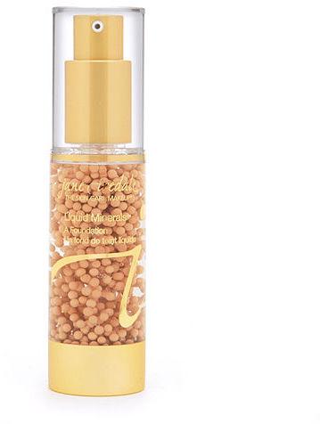 Jane Iredale Liquid Minerals Foundation, Warm Silk 1.01 oz (30 ml)