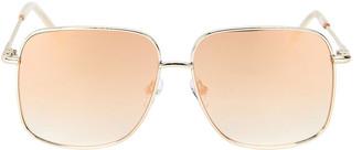 Le Specs Luxe Equilibrium Oversized Square Sunglasses