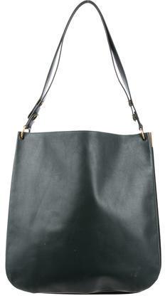 CelineCéline Calfskin Shoulder Bag