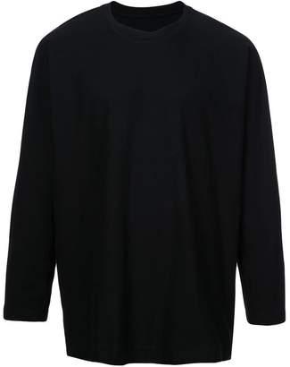 Issey Miyake (イッセイ ミヤケ) - Homme Plissé Issey Miyake long sleeve T-shirt